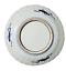 "thumbnail 3 - Antique Meiji Japanese Imari Scalloped Porcelain Bowl  9.75"""