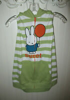 Miffy The Bunny Armless Hoodie By Doe, With Tags Size Xl
