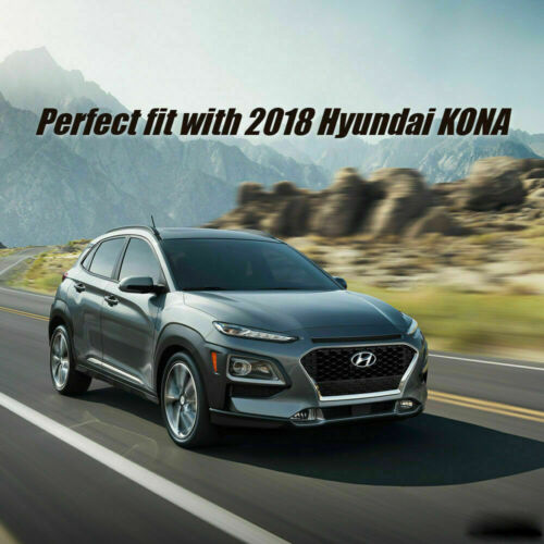86350 J9100 Front Bumper Grille Radiator for 2018 2020 Hyundai Kona OEM