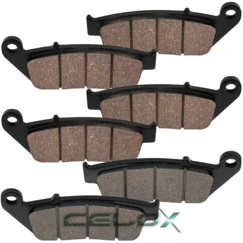 Front Rear Brake Pads For Honda ST1100A ABS-TCS 1992 1993 1994 1995