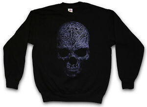 Dead Skeleton Rockabilly Artista Tattoo Skull Art Roses Sweatshirt Ornament Ii xqtw1xO