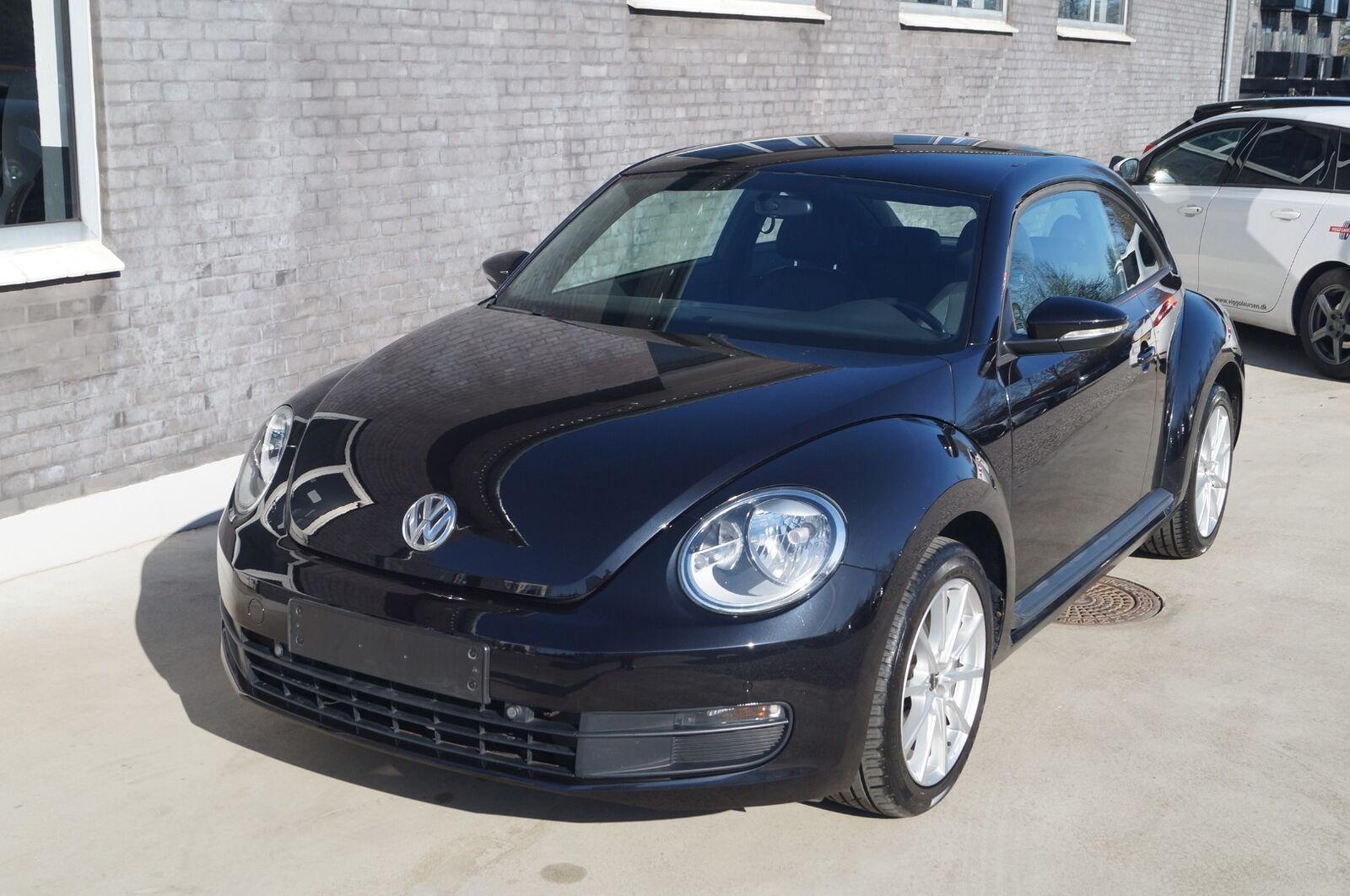 VW The Beetle 1,2 TSi 105 2d - 99.799 kr.