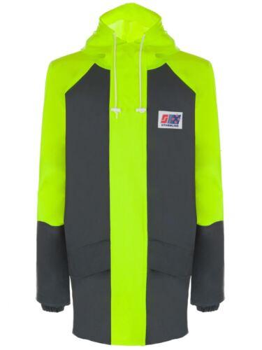 Commercial Fishing// Wet Weather//Waterproof *Stormline Stormtex Air 203 Jacket