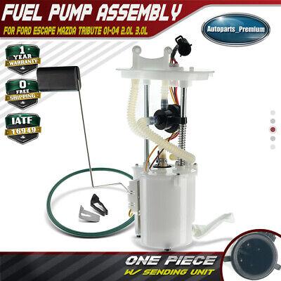 Fits 2001-2004 Escape Mazda Tribute 2.0 3.0 V6 Fuel Pump Module Assembly E2291M