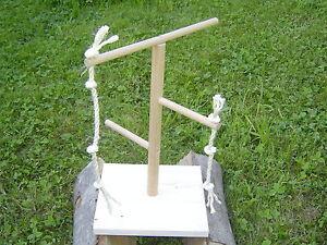 Klettergerüst Für Wellensittiche : Pipano anfluggerüst klettergerüst sisal sitzstange mm