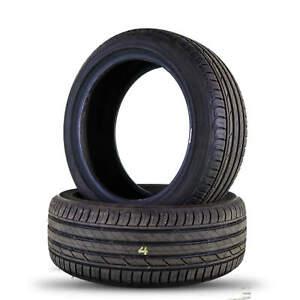 2x-Sommerreifen-Reifen-Bridgestone-Turanza-T001-215-50-R18-92W-DOT-4917-NEU