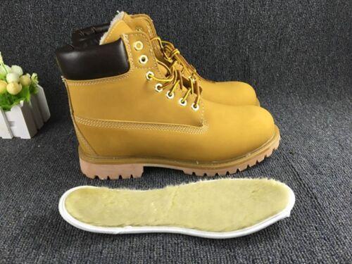 Lined Premium Snow Herre Kvinner Fleece Ankel Boots Shoes vw66qC