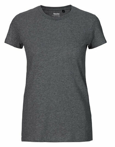 Neutral Damen Fitted T-Shirt Fairtrade Baumwolle Bio