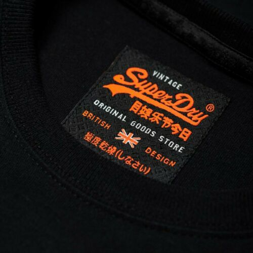 Superdry T-shirts-Superdry Classic Graphic T-shirts-Premium Goods logo vintage