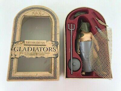Inventivo Solleva Il Coperchio Sul Modello Dei Gladiatori Educativo Giocattolo Figura Con Accessori-mostra Il Titolo Originale Alta Sicurezza