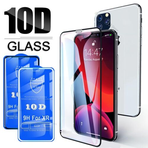 10D Protective Glass For Apple iPhone 11( 6.1'') Tempered Glass Screen Protector