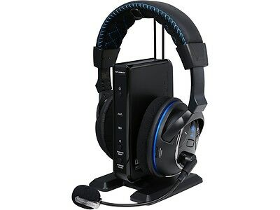 Turtle Beach Ear Force PX51 Premium Wireless Dolby Digital PS4, PS3, Xbox 360 Ga