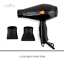 thumbnail 7 - Cabello Pro 3600 Hair Dryer Black for Man and Woman Short Hairstyles Blow Dryer