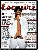 Esquire Kid Rock Magazine Cover Refrigerator Magnet