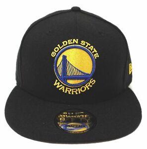 f5ae2ba227da0 Golden State WARRIORS Snapback Cap NBA NEW ERA 9FIFTY Hat Adult OSFM ...