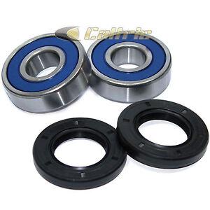 Front Wheel Ball Bearing and Seal Fits HONDA VTX1800C VTX1800F VTX1800N VTX1800R