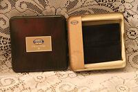 Fossil Men's Riverton Genuine Leather Bifold Wallet Black $45 Gift Tin