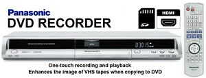 Panasonic-DVD-Recorder-DMR-ES25-DVD-DIGA-Player-HDMI-Out-W-Remote-Refurbished
