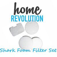 Shark Navigator Nv22l Vacuum Filters (4 Pieces) Fits Nv22l, Nv26, Nv36