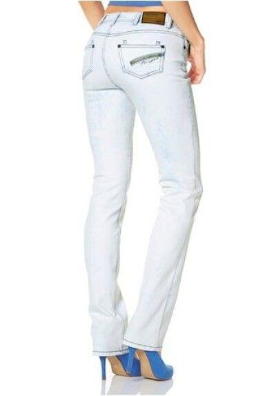 Arizona Mid Waist Jeans Lang-Gr.76-80 NEU Damen Hose Hose Hose Hellblau Slim Stretch Denim | Sale  | Won hoch geschätzt und weithin vertraut im in- und Ausland vertraut  | Online einkaufen  | Offizielle  | Bestellung willkommen  2190c5