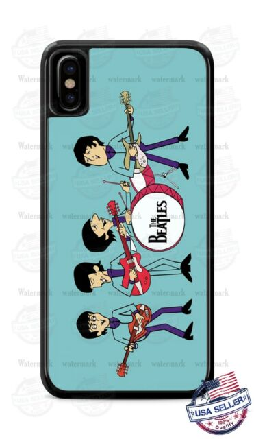 THE PEANUTS SNOOPY CHARLIE BROWN BEATLES iPhone XR Case Cover