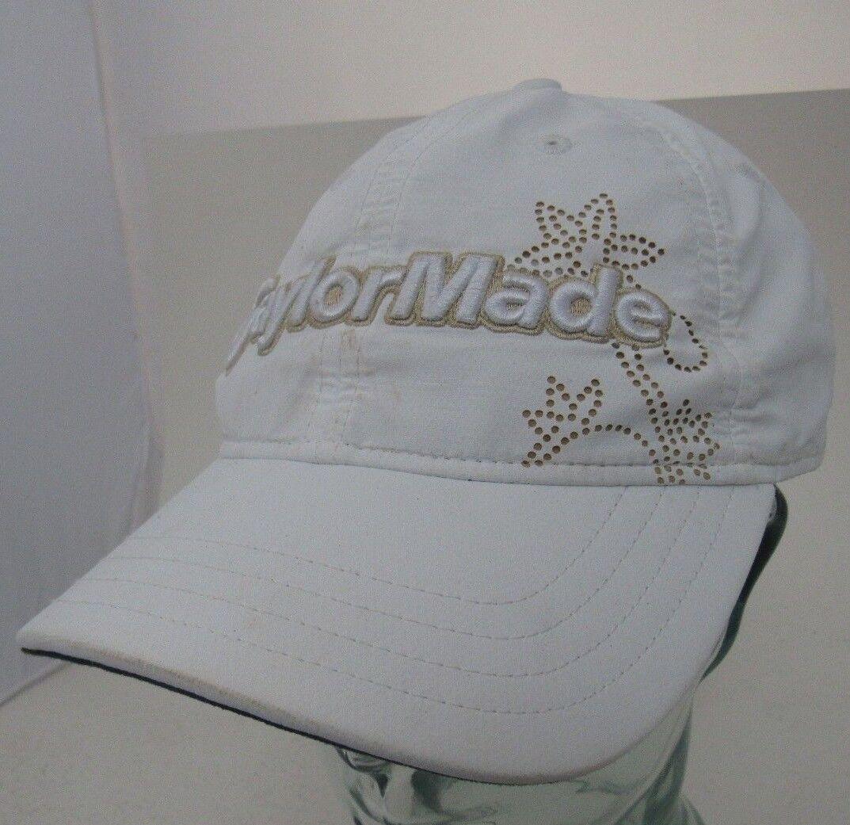 Taylormade Gorra De Béisbol Sombrero Flor Floral blancoo A8
