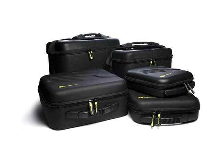 RidgeMonkey Ridge Monkey Gorilla Box Cookware Cases - Toaster, Combi Pan,