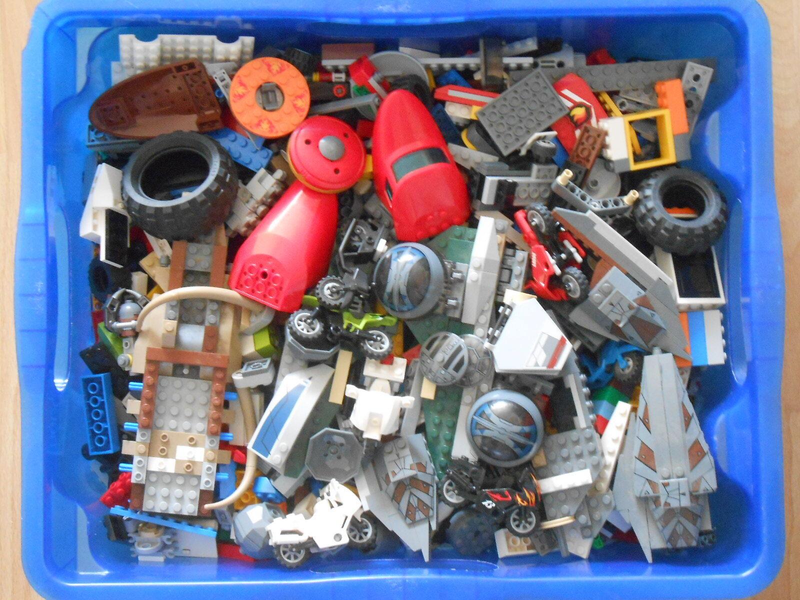 Lego liasse-principaleHommes t t t Star Wars, Technique Pièces, City, etc. Ca 15 kg # propre # 29d69a