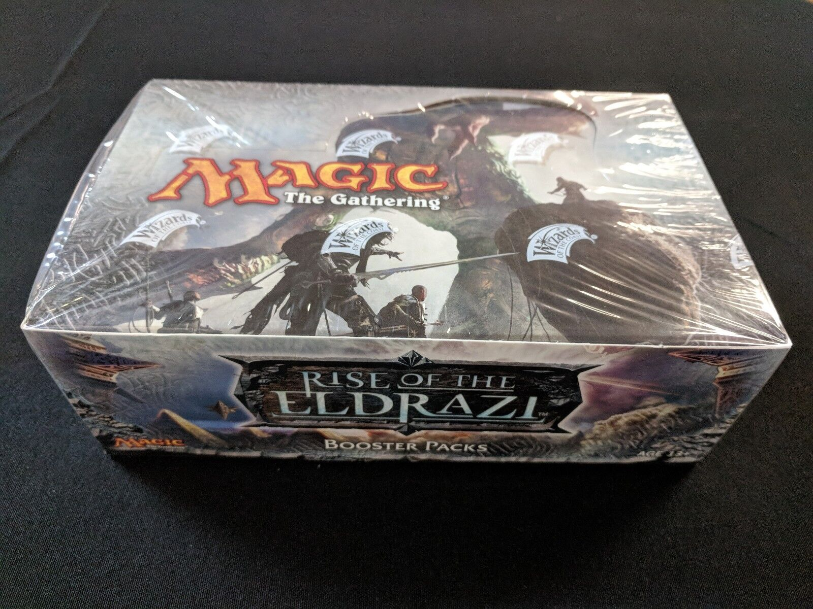 Magic MTG Rise of the Eldrazi Booster Box Factory Sealed English