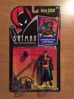 1993 Batman The Animated Series Ninja Robin Action Figure, Kenner Sealed