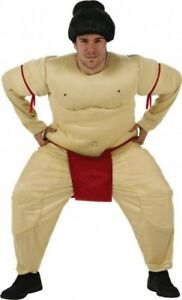 Déguisement Homme Sumo Xl Chinois Japonais Arts Martiaux Lutteur Neuf Pas Cher CaractèRe Aromatique Et GoûT AgréAble