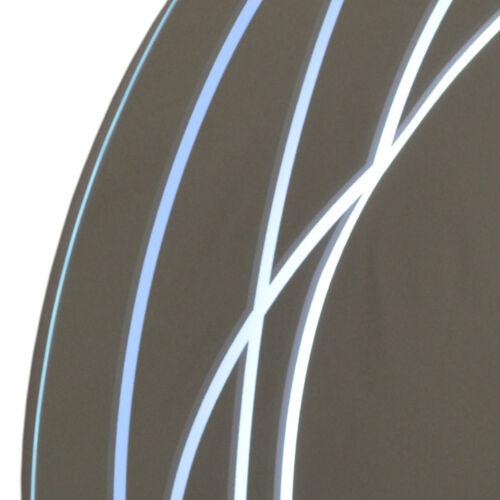 LED lumineux miroir mural circulaire de lumière avec désembuage-Silver sp1235