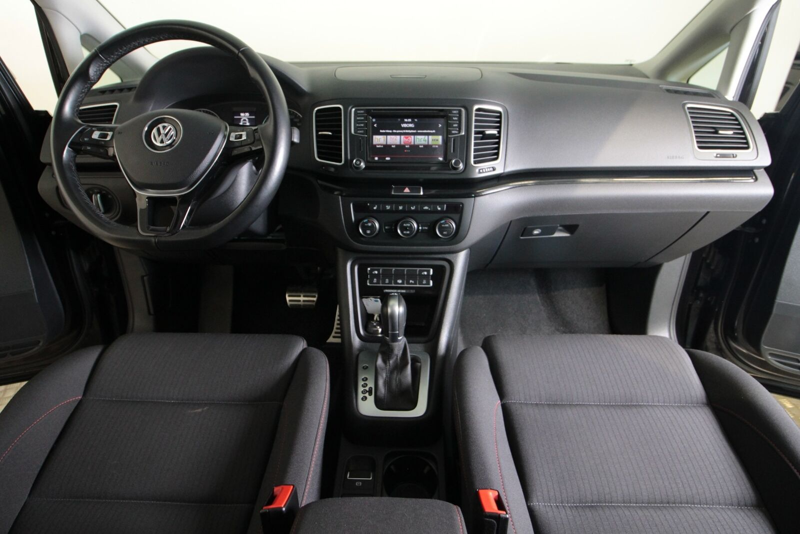 VW Sharan TDi 150 Sound DSG