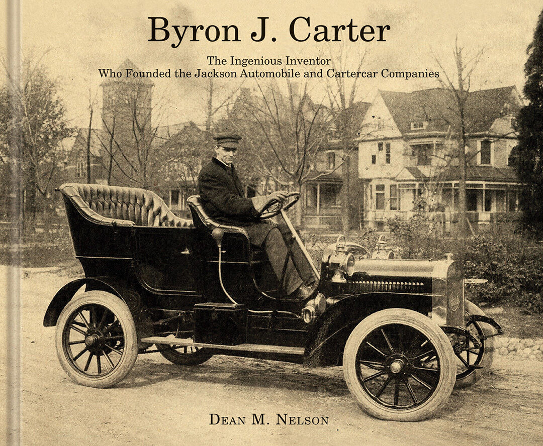 Byron J. Carter : The Ingenious Inventor Who Founded the Jackson ...
