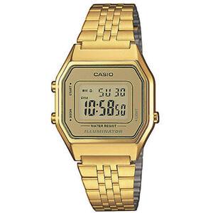 Reloj-Casio-Retro-Dorado-LA680WEGA-9ER-Elegante-Ciberwatch-Envio-24h-Gratis