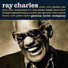 Genius Loves Company [Digipak] by Ray Charles (CD, Aug-2004, Concord)