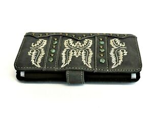 Montana-West-American-Bling-Wallet-western-Country-Embroidery-Designer-Purse
