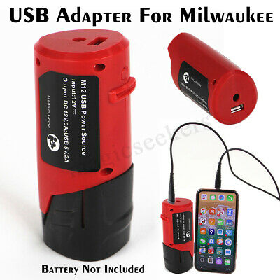milwaukee usb charger