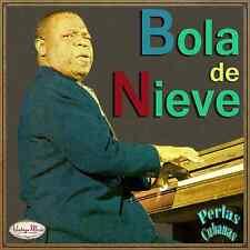BOLA DE NIEVE Perlas Cubanas CD #9/120 CUBAN Son Canción CUBA Bolero Piano Show