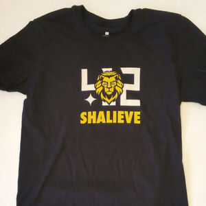 a3f1c20a9 PITTSBURGH  SHALIEVE  412 - MEN S BLACK T-SHIRT - RYAN SHAZIER ...