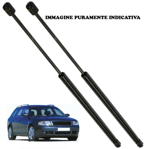 COPPIA MOLLE A GAS POSTERIORI PER AUDI A6 AVANT 1997 /> 2004 COD 5320100