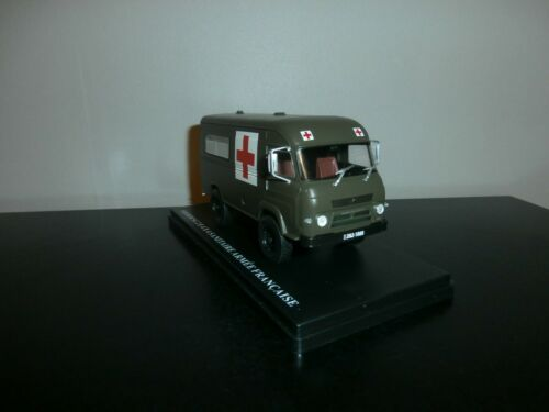 Renault saviem sg2 e 4x4 sanitary armee francaise 1968 1//43 e