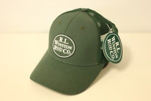 Winston-Big-Hole-Hat-Dark-Green-Price-Includes-Expedited-Shipping