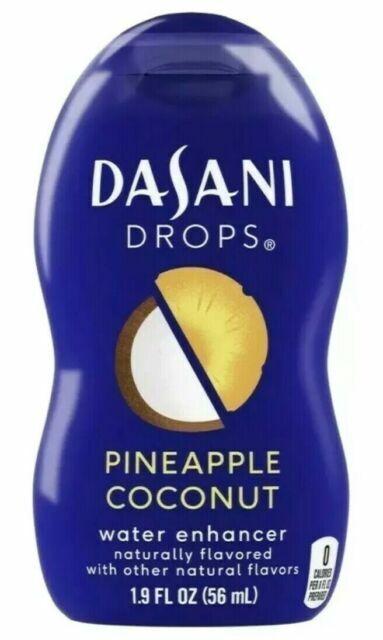 Pineapple Coconut Water Flavor Enhancer
