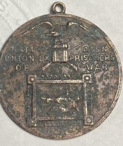 Civil War Ex POW Medal