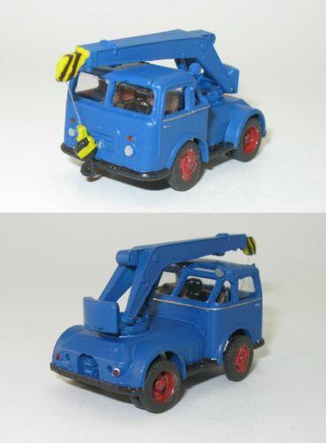 PUMA III//3 ADK Kabelgesteuerter Kranwagen von 1957 bis 1963-1:87 H0