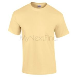Gildan-Mens-Womens-Ultra-100-Cotton-Plain-Blank-Tee-T-Shirt