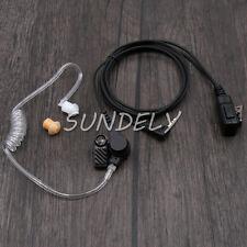 Security Covert Headset/Earpiece MOTOROLA TLKR-T6 TLKR-T7 TLKR-T8 XTR446 New