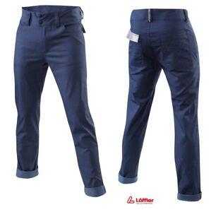 Löffler Vélo Jeans Urban Pantalon Court 20591 Prix Spécial  </span>