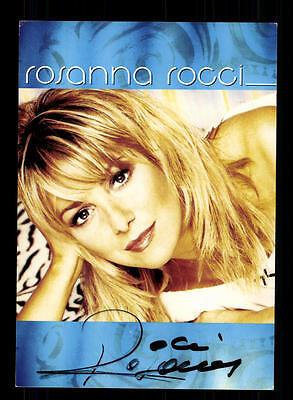 Original, Nicht Zertifiziert Autogramme & Autographen AnpassungsfäHig Rosanna Rocci Autogrammkarte Original Signiert ## Bc 95463 Guter Geschmack